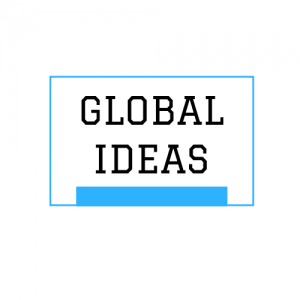 global ideas company logo branding