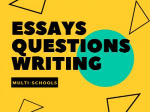 writing SOP university school questions essay